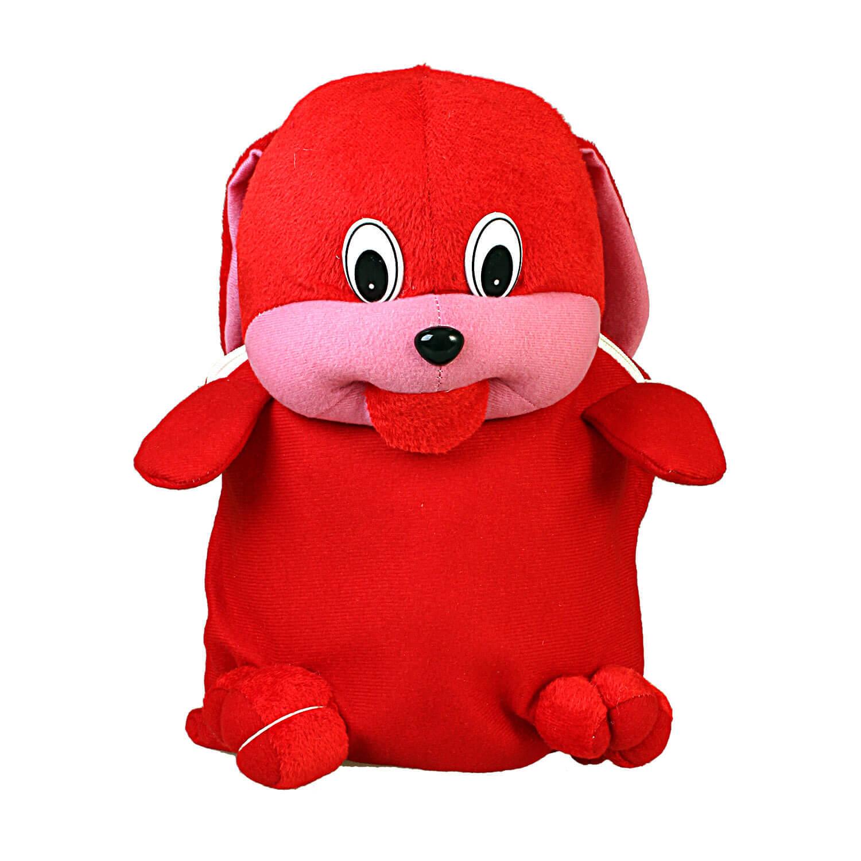 کوله پشتی سگ قرمز