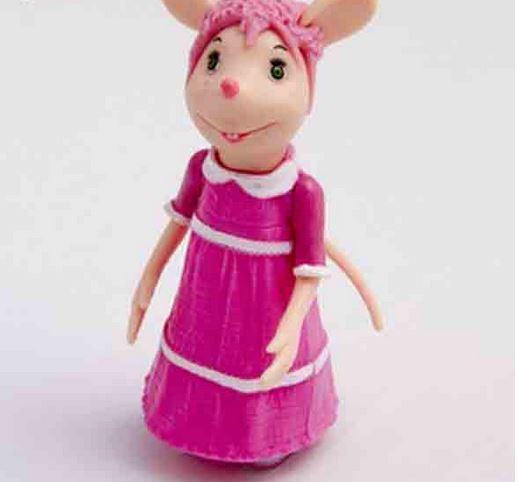 عروسک فیگور صورتی شهر موشها کد ۳۰۰۲ سایز ۱