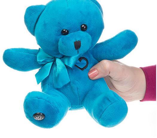 عروسک خرس پلاشی پالیز