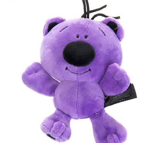 عروسک خرس پلاشی پالیز سایز۲