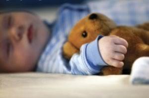 بد خوابی در نوزادان و كودكان