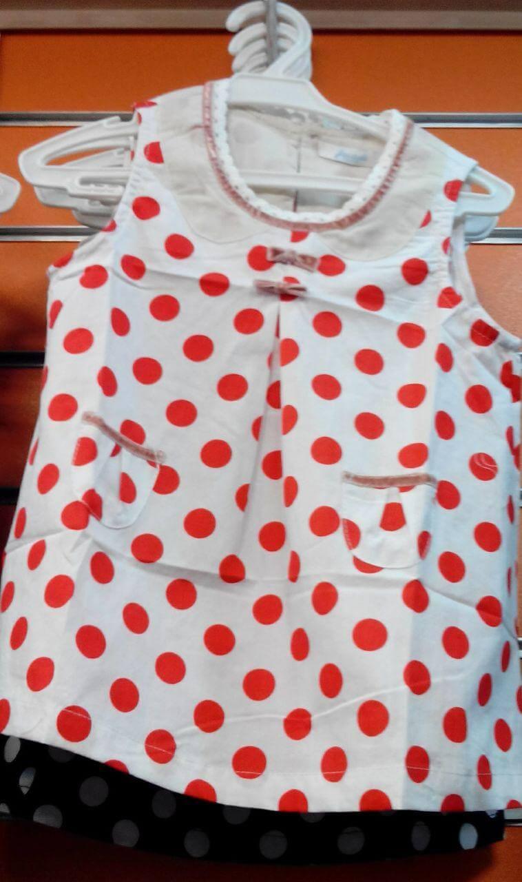 پیراهن های دخترانه از ۱۲-۱۸ ماه تا سه سال